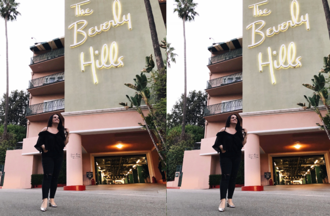 Old Los Angeles Hotels
